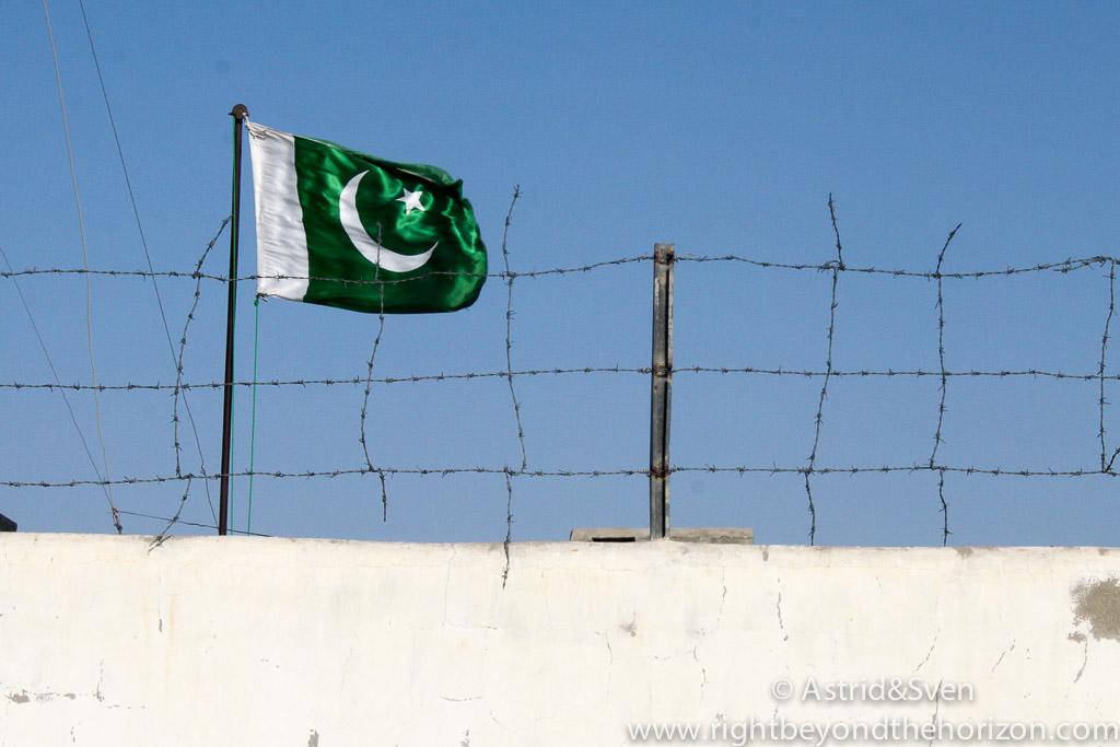 Autofahren Durch Pakistan