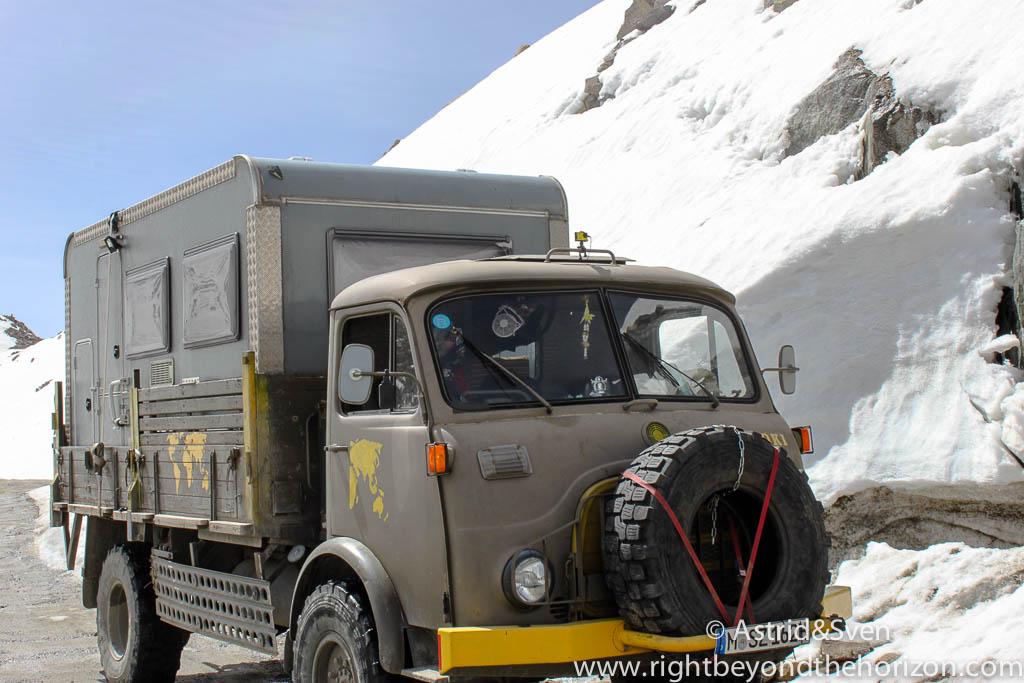 Self-driving Ladakh